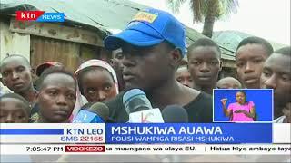 Mwanaume mmjoja anayedaiwa kuwa mshukiwa wa ugaidi umeuawa na polisi Mombasa