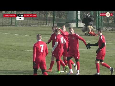 Skrót meczu Widzew Łódź - Stomil Olsztyn 2:0