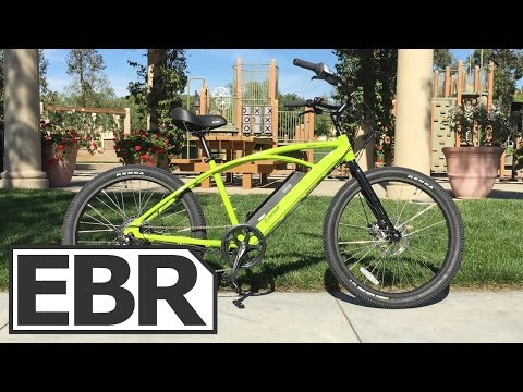 Juiced Bikes OceanCurrent Video Review – 28 MPH Cruiser Ebike