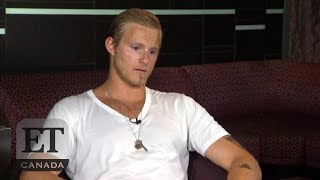EXCLUSIVE: Alexander Ludwig Details His Battles With Addiction