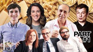 Pasta perfetta [Part 1]: le reazioni degli esperti italiani ai video più visti al mondo!