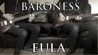 Baroness - Eula [Guitar Cover]