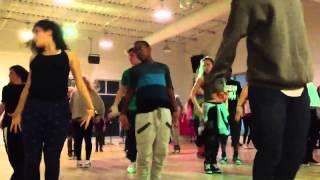 Chucky Klapow at Future Dance Center (Rolling Stones)
