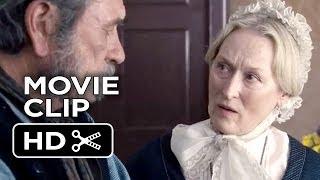 The Homesman Movie CLIP - Arriving at Mrs. Carter's (2014) - Meryl Streep, Tommy Lee Jones Movie HD