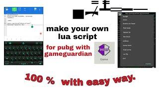 how to make pubg lua script - Kênh video giải trí dành cho