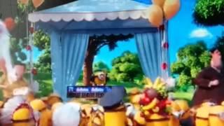 Minions Singing Ymca