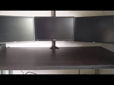 HFTEK 3 Monitor Halterung! - MP230C-L - [Deutsch 1080p]