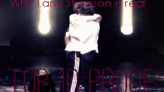 Why Larry Stylinson Is Real | Top 10 Proof