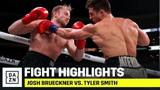 HIGHLIGHTS | Josh Brueckner Pro-Debut vs. Tyler Smith