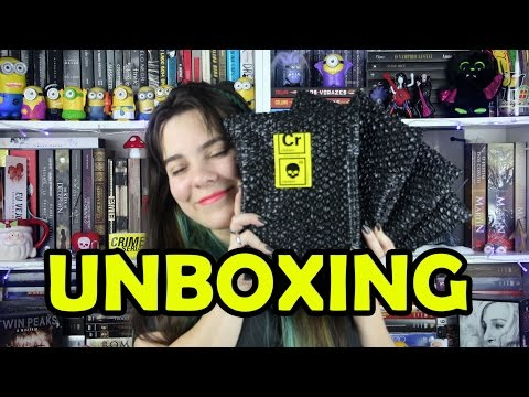 Unboxing DarkSide Books #14