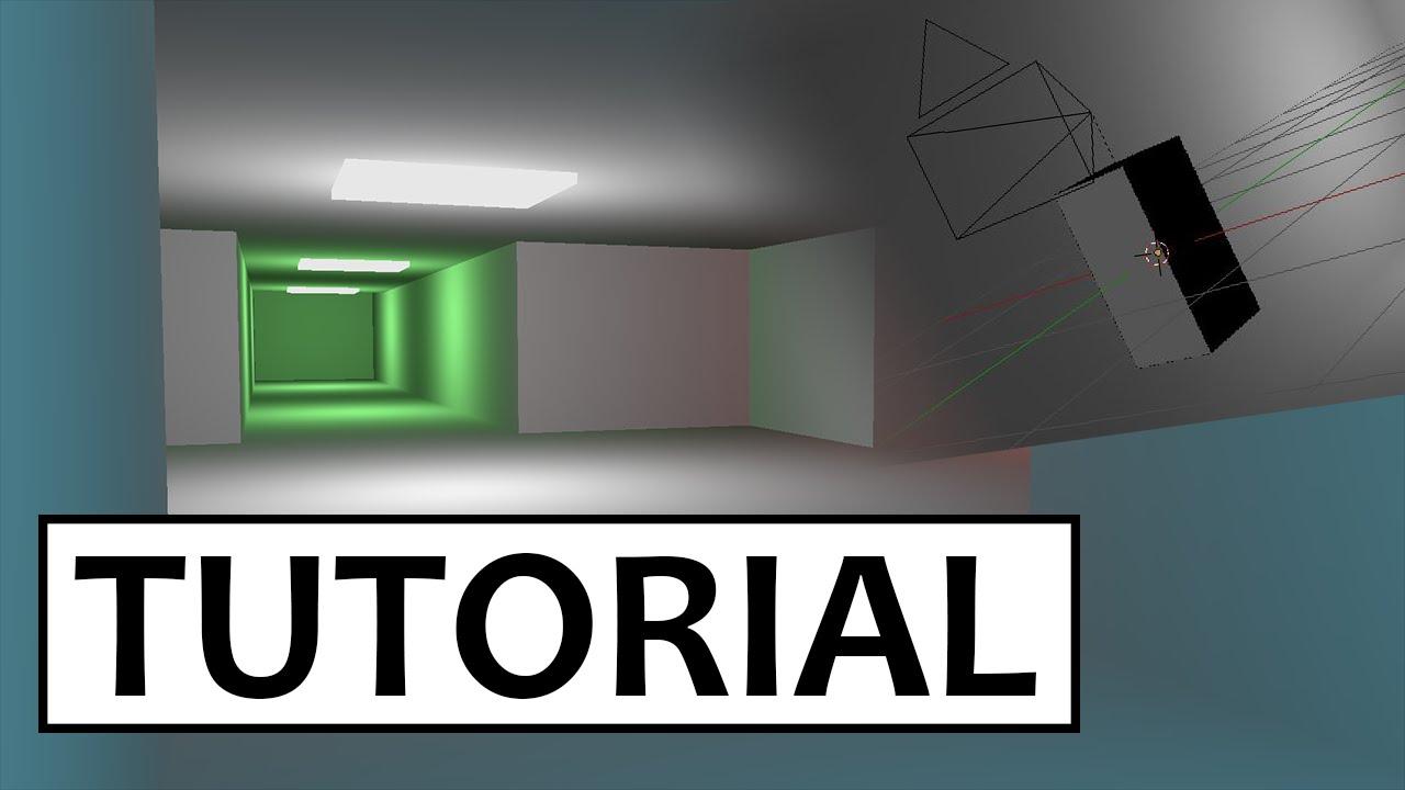 Tutorial: Seamless Teleporting! (Blender Game Engine 2.74)