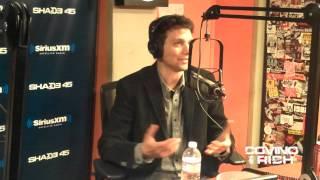 Ralph Macchio talks Pat Morita and naming his son