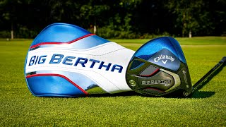 Callaway Big Bertha B21 Driver - What you need to know