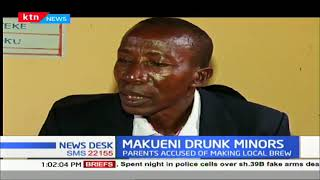 DRUNK MINORS: Pupils turn up at school visibly drunk, school head blames parents over case