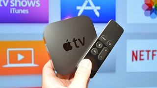 The New Apple TV (4th Gen): Unboxing & Review