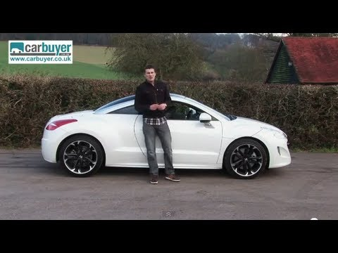 Peugeot RCZ Coupe Review Video