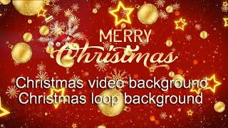 Christmas animation background | #christmas background video effects hd | christmas background video