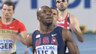 American men win again in 4x400 relay - from Universal Sports