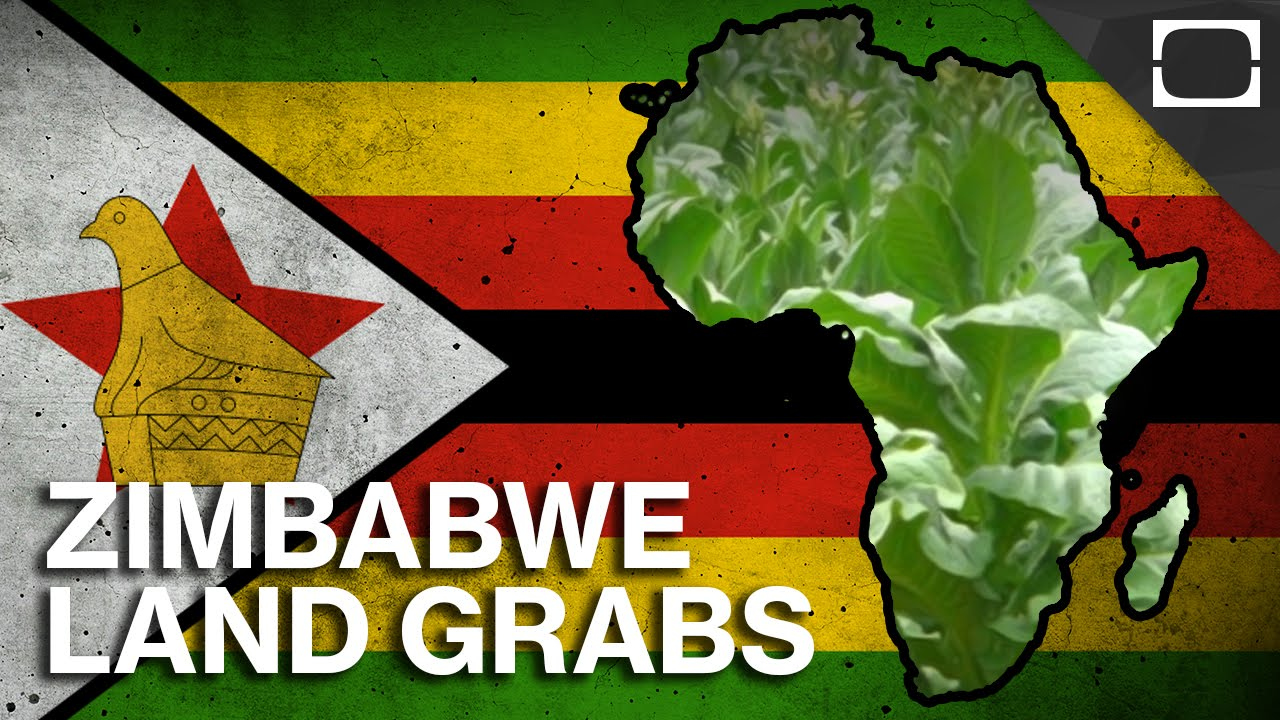 Why Are White Farmers Losing Their Land In Zimbabwe? thumbnail