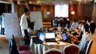 preview picture of video 'Hackathon 2012 Mohammedia'