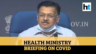 Watch: Health Ministry gives updates on Covid cases, vaccines & herd immunity