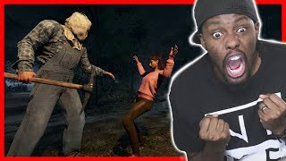 RUNNNNN!! WE CAN ESCAPE!! - Friday The 13th Gameplay Ep.3