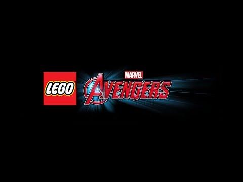 LEGO Marvel's Avengers Trailer thumbnail