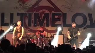 The Irony of Choking on a Lifesaver by All Time Low (Live 4/18/18)