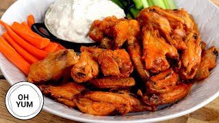 How to Bake The Best Chicken Wings Ever!