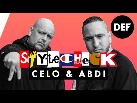 Celo & Abdi im Stylecheck über neue Musik und passende Unterhosen