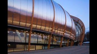 AD Classics : Limoges Concert Hall | Bernard Tschumi Architects | HD