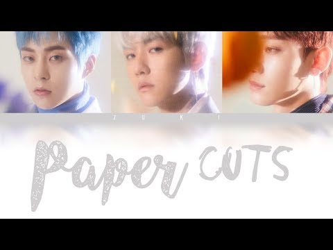 Paper Cuts - EXO-CBX [JAP/ROM/ENG COLOR CODED LYRICS]
