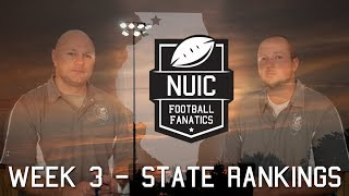 Week 3 - State Rankings