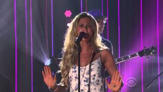 "The Late Late Show With James Corden: Joss Stone ""Let Me Breathe"" (4-29-16) 🎧🎼🎵🎹🎷🎸🎤"