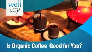 Organic Coffee that is Good for You?