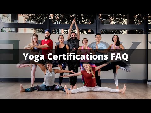 Yoga Alliance Certification - How Does it Work? - YouTube
