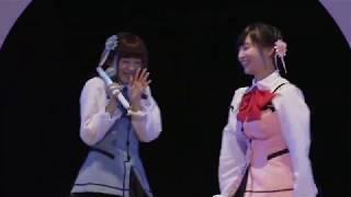 Sakura Ayane kissed Inori Minase