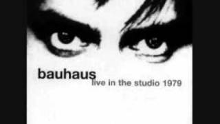 Bauhaus - Honeymoon Croon (Live in the Studio)