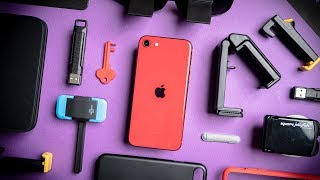 Best BUDGET IPhone SE Accessories - 2020