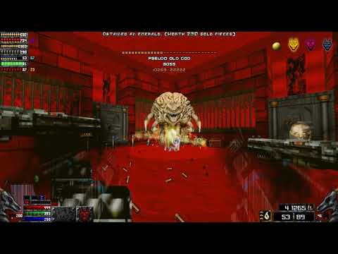The Troopers' Playground [Doom 2 wad /w Guncaster & LDL mods