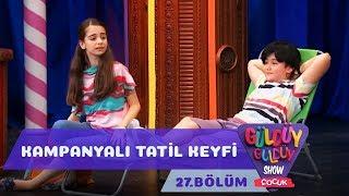 Güldüy Güldüy Show Çocuk 27. Bölüm | Kampanyalı Tatil Keyfi