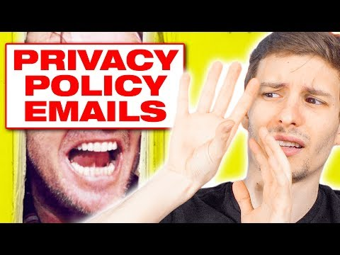 , title : 'What's With All the Privacy Policy Emails?'