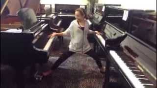 2 Pianos at the same time