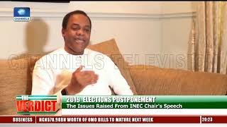 Elections Postponement A Trick Very Well-Scripted - Duke