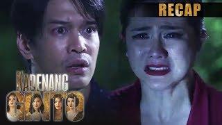 Daniela reveals their dead child to Carlos   Kadenang Ginto Recap (With Eng Subs)
