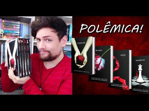 NOVO BOX DE CREPÚSCULO | Unboxing | Editora Intríseca