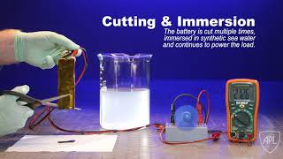 Newswise:Video Embedded breakthrough-cuttable-flexible-submersible-and-ballistic-tested-lithium-ion-battery-offers-new-paradigm-of-safety-and-performance