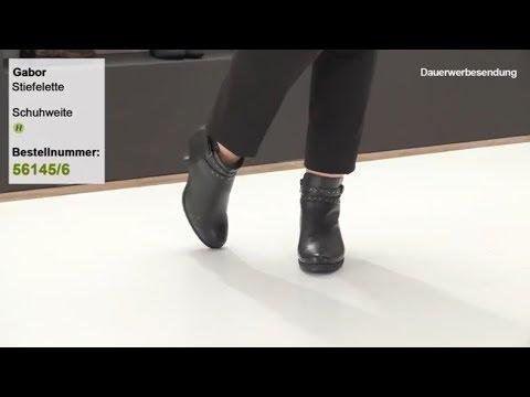 Vamos Schuhe TV-Catwalk Gabor Schuhe