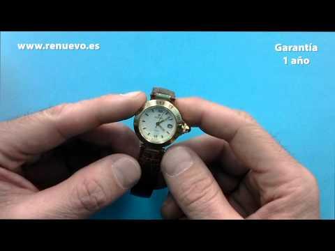 Reloj FESTINA de oro de 18 kilates de segunda mano E214008A