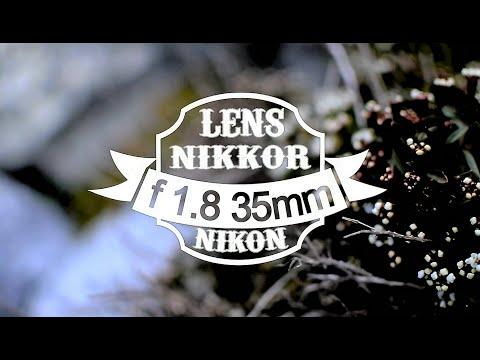 Nikon AF-S DX Nikkor 35mm 1:1,8G Objektiv -Test